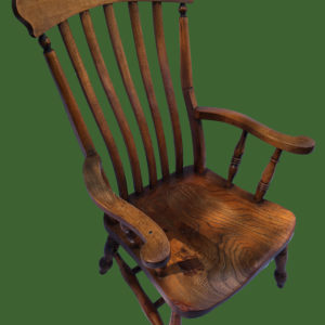 Elm Lath Back Chair