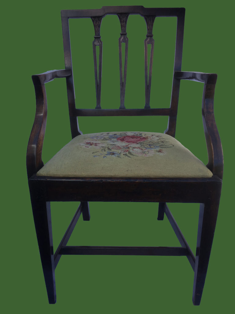 C18th Carver Chair