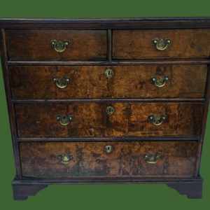 George I Chest of Drawers