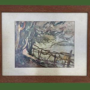 Murray Urquhart Watercolour
