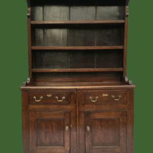 C18th Oak Dresser