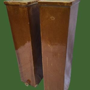 Glazed Doulton Stoneware