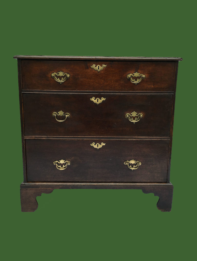 C18th Oak Chest of Drawers
