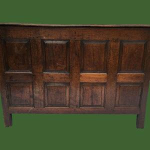 Oak Panel Chest