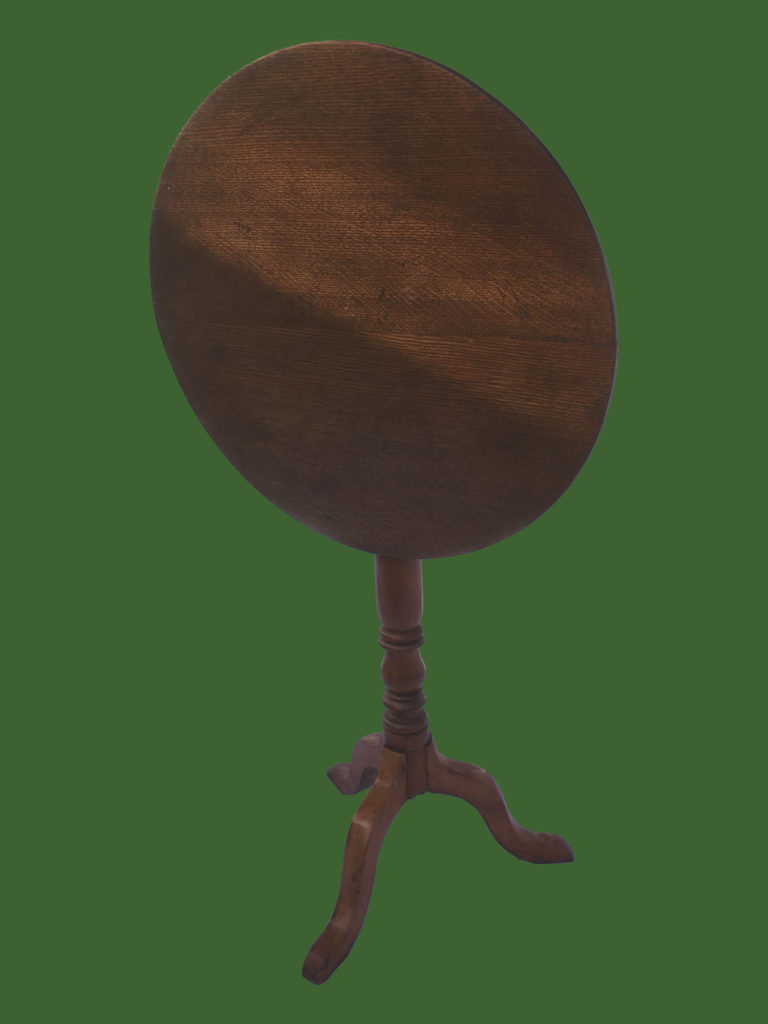 Georgian Oak Table