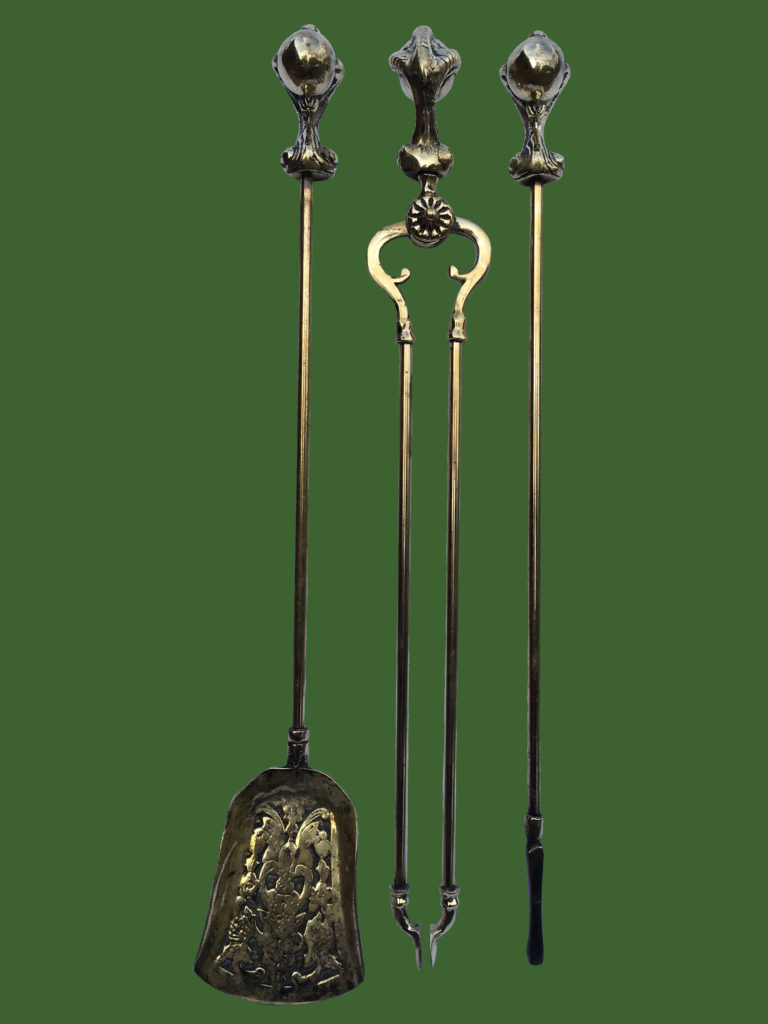 Early C20th Fire Irons