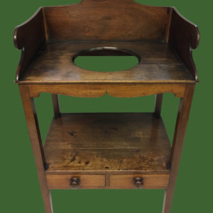 George II Washstand