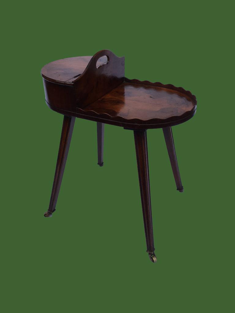 Yew Wood Work Box