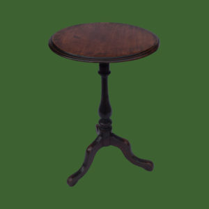 C18th Oak Lamp Table