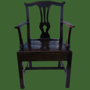 Early C18th Oak Chair