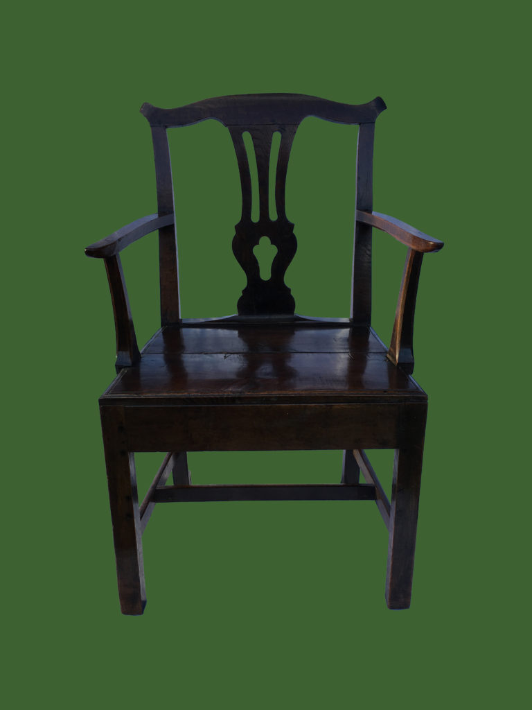 Early C18th Oak Chair