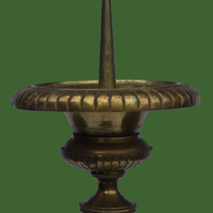 C19th Brass Pricket