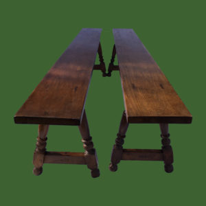 C19th Oak Benches