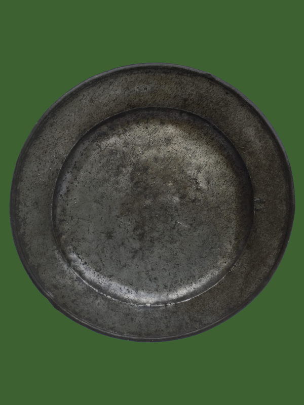 Early C18th Pewter Charger