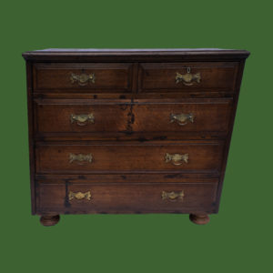 Small C18th Chest of Drawers