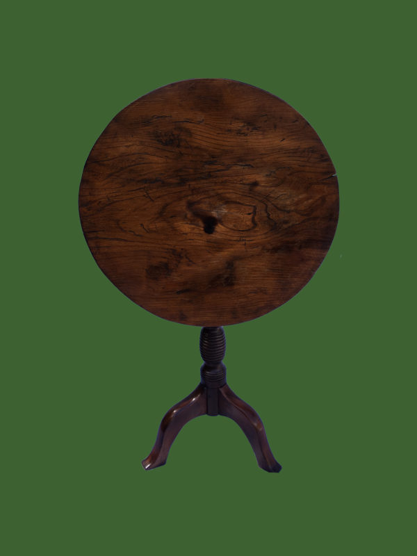 Elm Tilt Top Table