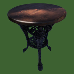 C19th Britannia Table