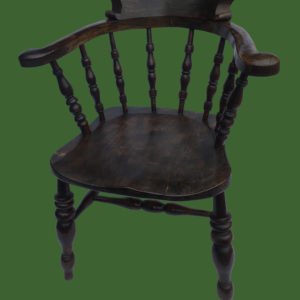 C19th Smoker's Chair