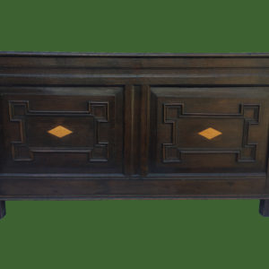 C18th Oak Chest
