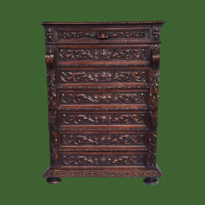 C18th Chest Of Drawers